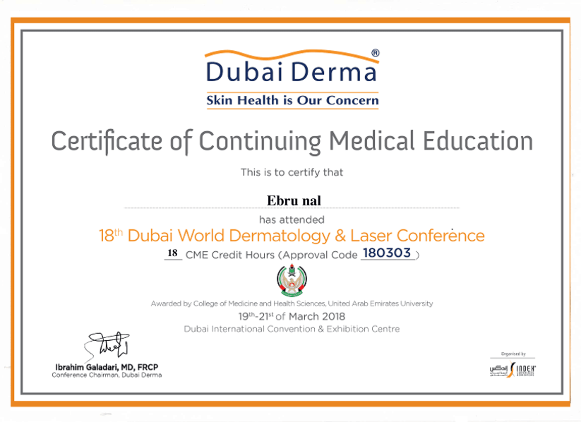 18.Dubai World Dermatology