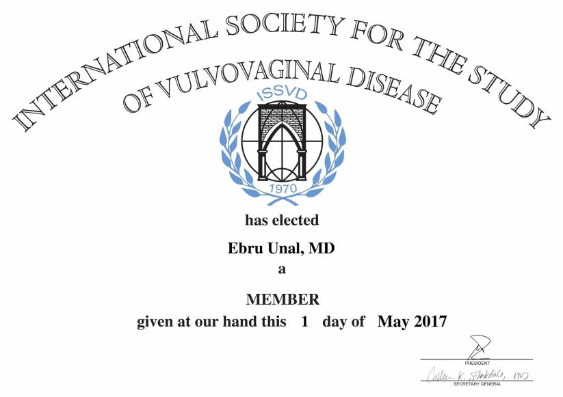 ISSVD Vulvovaginal Disease
