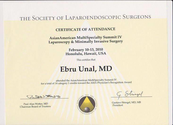 The Society of Laparoendoscopic Surgeon – Hawaii